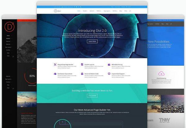 Web Design Single Page